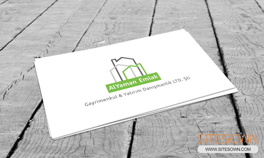 AlYaman Emlak Business Card